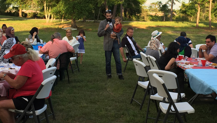 Interfaith BBQ, April 23, 2016