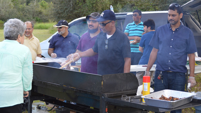 Interfaith BBQ - Sept. 24, 2016
