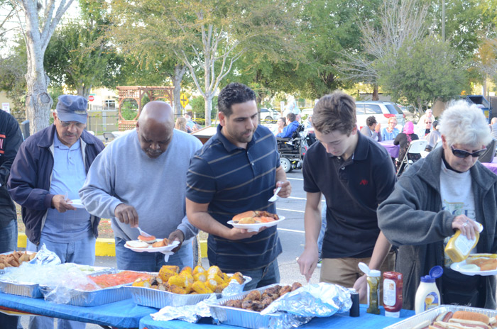 Interfaith BBQ - Dec. 10, 2016