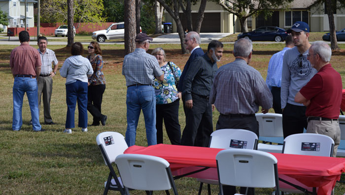 Interfaith BBQ, January 16, 2016