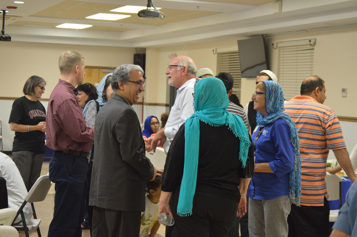 Interfaith Iftar - June 22, 2016