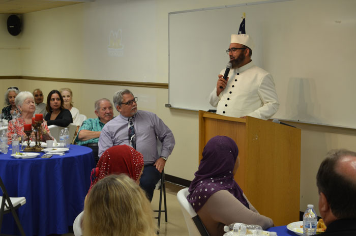 Interfaith Lunch - February 11, 2018