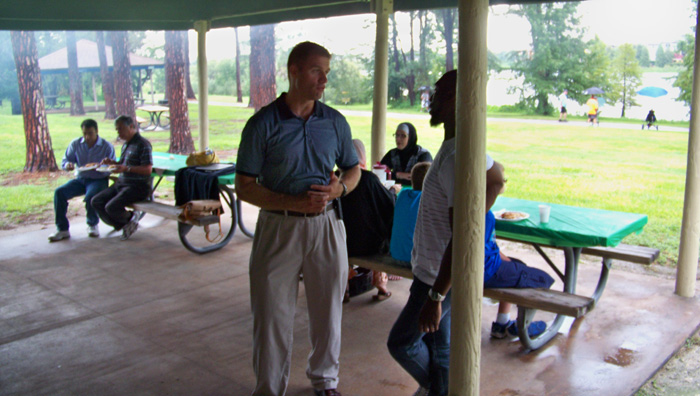 Eid Picnic held at Turkey Lake Park, Orlando on August 16, 2014