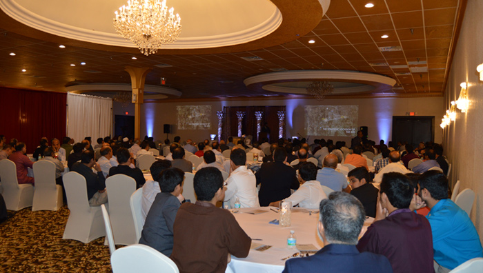 Fundraising Dinner at Apna Event Hall