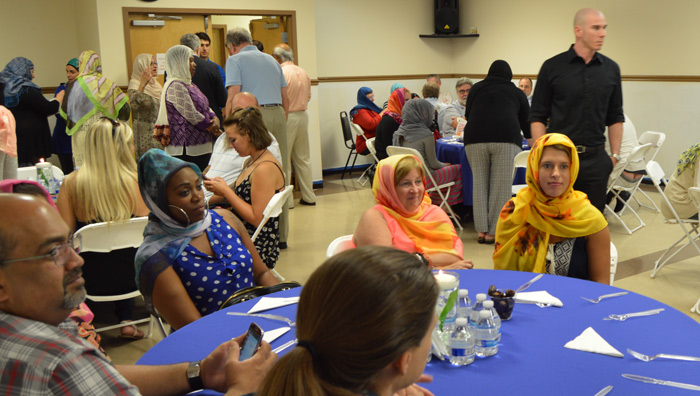 Interfaith Iftar June 24, 2015