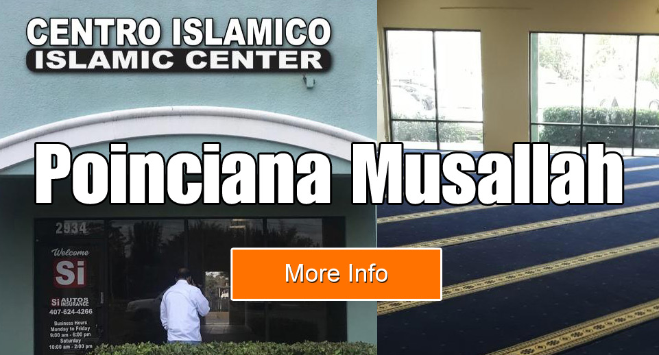 poinciana musallah now opens